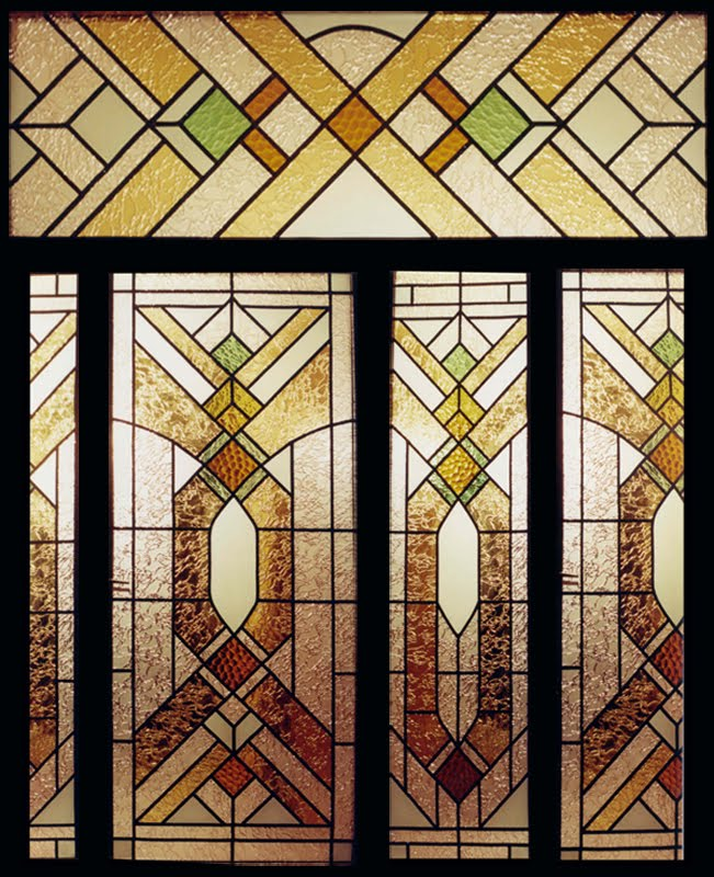 Stained Glass Partition 2 Glass Mosaic Art Pierrepetrov